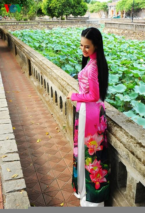 Приезжаем в Хюэ полюбоваться цветами лотоса - ảnh 13