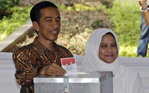 В Индонезии прошли президентские выборы - ảnh 1