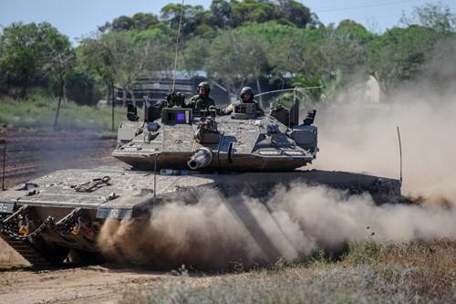 Обама предложил Израилю помощь в перемирии с ХАМАСом - ảnh 1