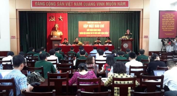 63 провинции и города Вьетнама принимают участие в маршруте «Армия за здоровье общества» - ảnh 1