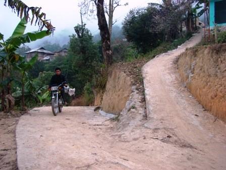 Крестьяне отдают часть своей земли для строительства новой деревни - ảnh 3