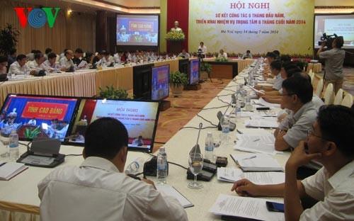 В Ханое прошло заседание комитета по развитию провинций в северо-западной части страны - ảnh 1