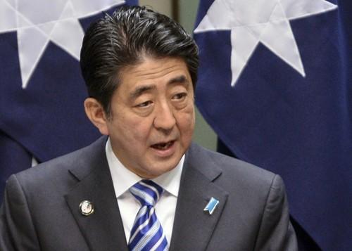 Японский премьер намерен провести переговоры с председателем КНР - ảnh 1