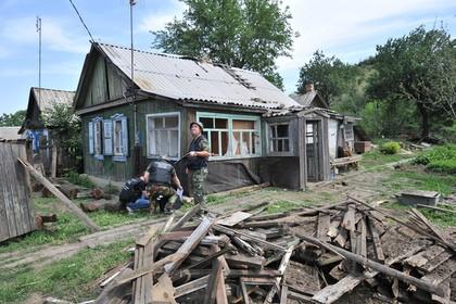 Россия выдвинула предупреждение Украине после артобстрела своей территории - ảnh 1