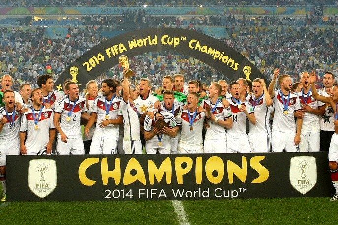 Сборная Германии по футболу и стала чемпионом мира 2014 года - ảnh 1