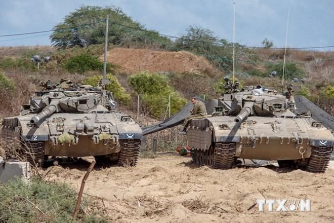 Мир в секторе Газа остается в перспективе - ảnh 2