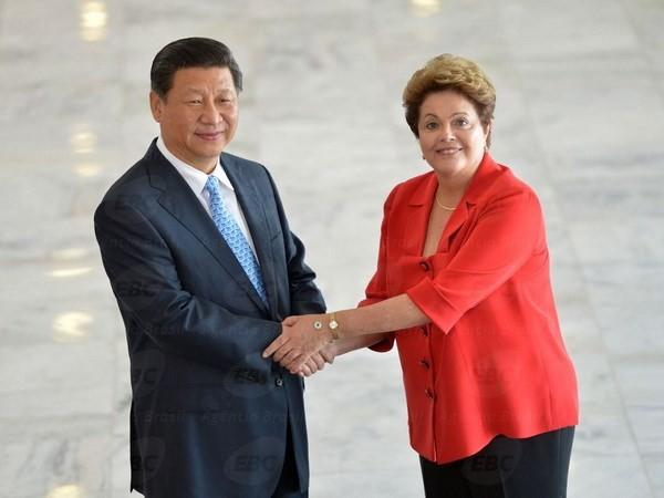 Бразилия и Китай подписали 56 документов о сотрудничестве - ảnh 1
