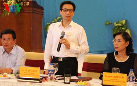 Развитие туризма в центральной части Вьетнама и на плато Тэйнгуен в соответствии с их потенциалом - ảnh 1