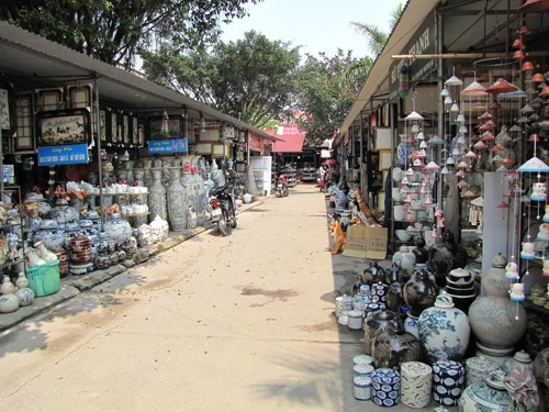 Гончарная деревня Батчанг развивает свои преимущества для строительства новой деревни - ảnh 4