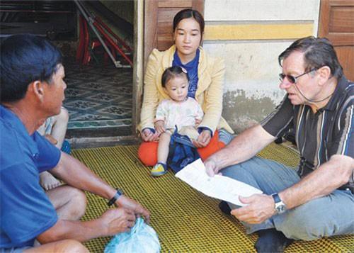 «Вьетнамские острова Хоангша: страдания от потерь» - фильм берет за душу - ảnh 2