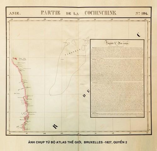 Западные географы и мореплаватели отметили, что острова Хоангша принадлежат Вьетнаму - ảnh 1