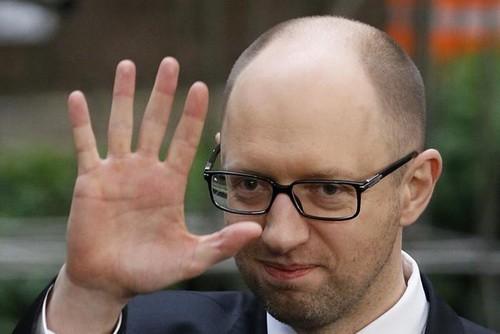 Премьер-министр Украины подал в отставку - ảnh 1