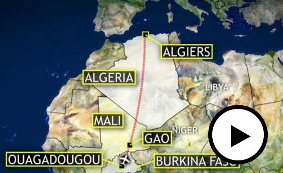 Найдены обломки самолета AirAlgerie - ảnh 1