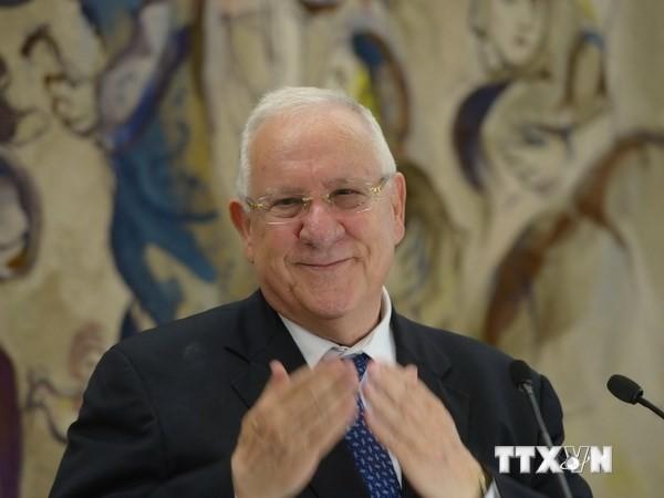 Новый президент Израиля принес присягу - ảnh 1