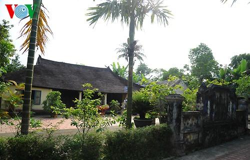 Красота многовековых домов «рыонг» в Хюэ - ảnh 1