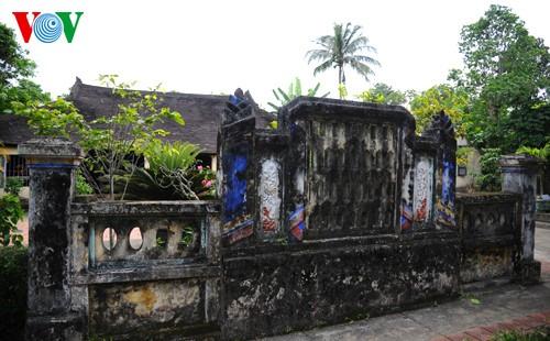 Красота многовековых домов «рыонг» в Хюэ - ảnh 3