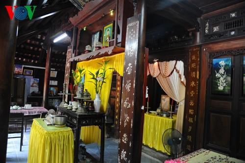 Красота многовековых домов «рыонг» в Хюэ - ảnh 9