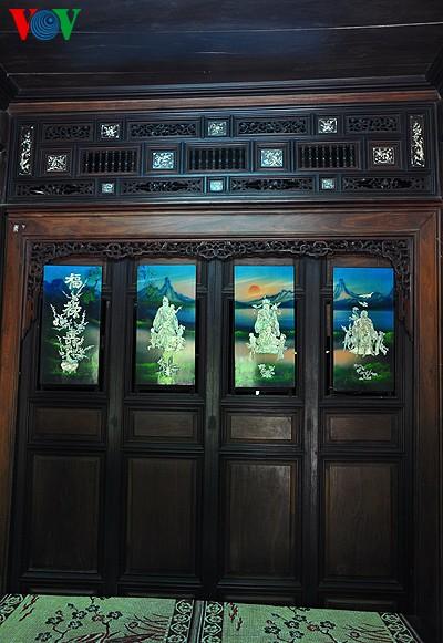 Красота многовековых домов «рыонг» в Хюэ - ảnh 10