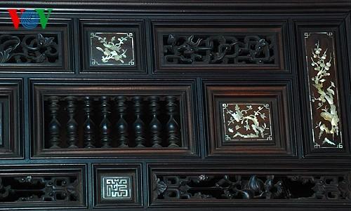 Красота многовековых домов «рыонг» в Хюэ - ảnh 12
