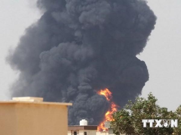 Ливийские боевики согласились на прекращение огня - ảnh 1