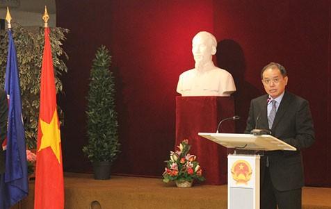 В Индонезии и Франции прошли мероприятия в честь 70-летия со дня создания ВНА - ảnh 1