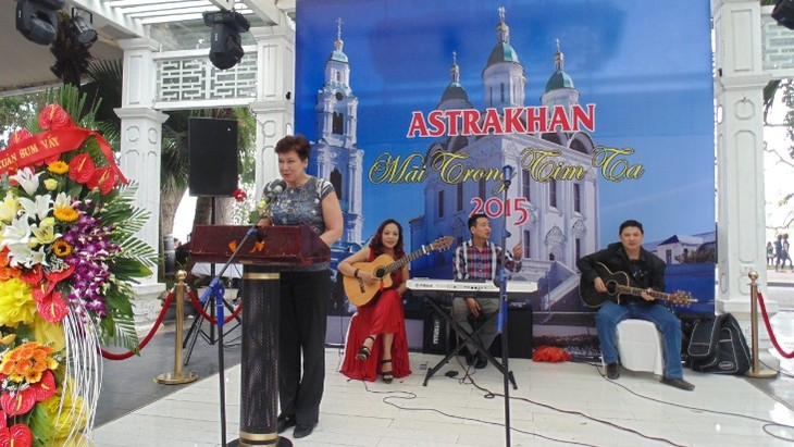 Ежегодная встреча членов Астраханского отделения ХОВРД – замечательное мероприятие - ảnh 3