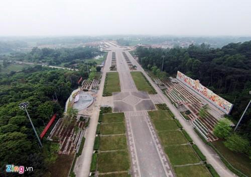 Храмовый комплекс королей Хунгов с высоты птичьего полета - ảnh 5