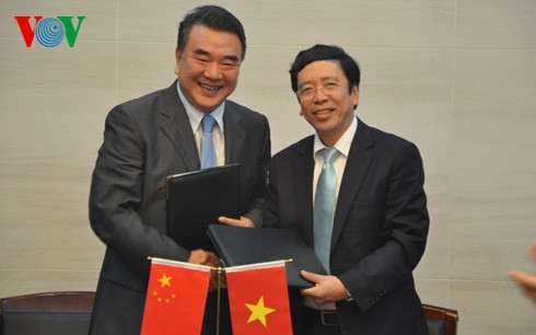 Вьетнам и Китай активизируют сотрудничество в сфере радиовещания - ảnh 1