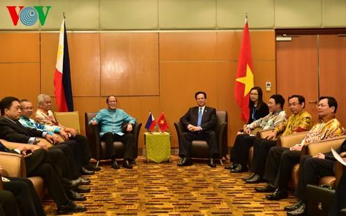 Нгуен Тан Зунг встретился с премьером Малайзии и президентом Филиппин - ảnh 2