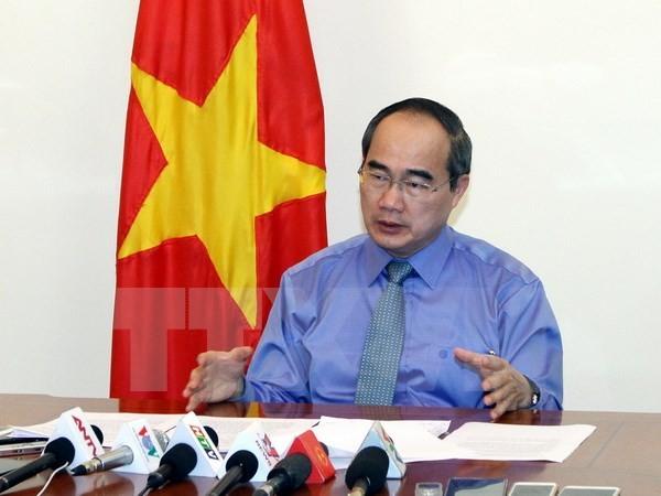 Во Вьетнаме проходят различные мероприятия в честь 40-летия со дня воссоединения страны - ảnh 1