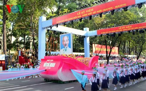 Генеральная репетиция парада в честь Дня Победы - ảnh 5