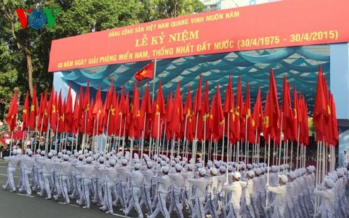 Генеральная репетиция парада в честь Дня Победы - ảnh 6