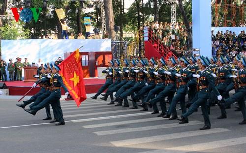 Генеральная репетиция парада в честь Дня Победы - ảnh 9