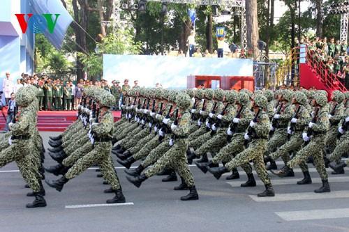 Генеральная репетиция парада в честь Дня Победы - ảnh 11