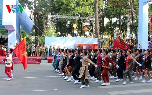 Генеральная репетиция парада в честь Дня Победы - ảnh 13