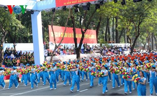 Генеральная репетиция парада в честь Дня Победы - ảnh 20