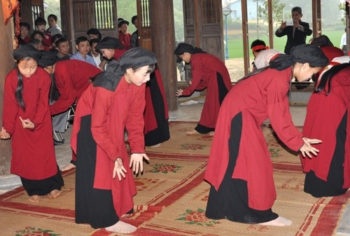 Сохранение и развитие ценности народного пения «соан» - объекта культурного наследия ЮНЕСКО - ảnh 1