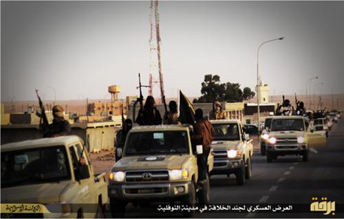 Боевики ИГ захватили ливийский город Харава - ảnh 1
