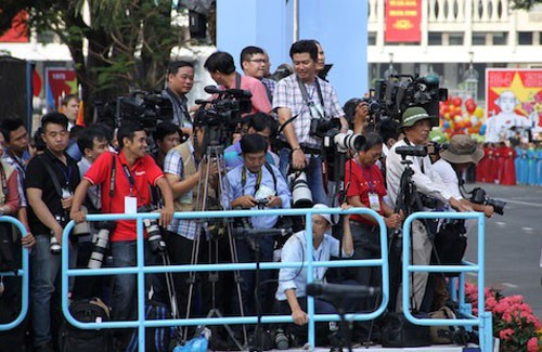 Вьетнамская революционная пресса развивается вместе со страной - ảnh 1