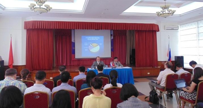 Состояние и перспективы российско-вьетнамского инвестиционного сотрудничества на новом этапе - ảnh 3