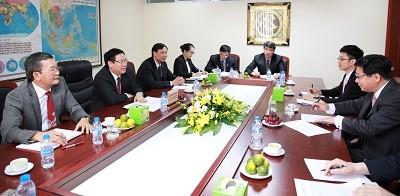 Вьетнам и Южная Корея активизируют торгово-экономическое и инвестиционное сотрудничество - ảnh 1