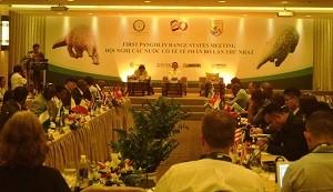 Во Вьетнаме впервые прошла Международная конференция по защите панголинов - ảnh 1