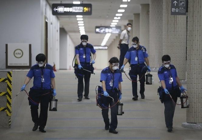 Число жертв коронавируса MERS в Южной Корее достигло 32 человек - ảnh 1