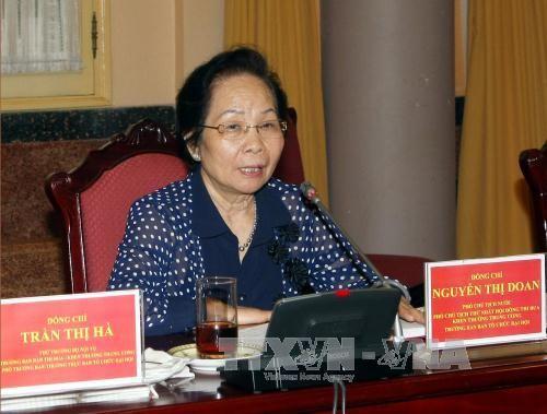 В Ханое прошло подготовительное совещание к 9-му съезду патриотических соревнований Вьетнама - ảnh 1