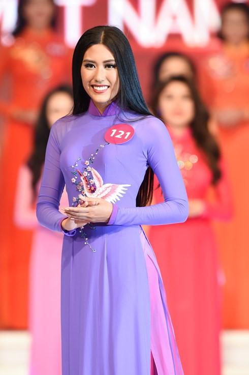 Финал конкурса «Мисс Вселенная Вьетнама-2015» - ảnh 6