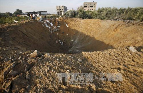 В секторе Газа продолжается эскалация насилия - ảnh 1