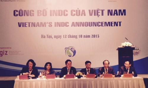 Вьетнам обязался вместе с мировым сообществом внести вклад в борьбу с изменением климата - ảnh 1