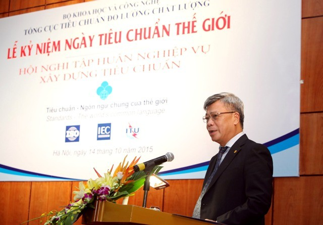 Во Вьетнаме отмечают Всемирный день стандартов 14 октября - ảnh 1