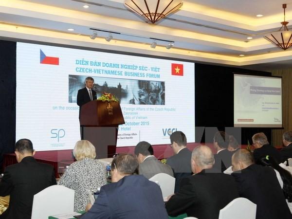 Чешские предприятия заинтересованы в бизнес-климате Вьетнама - ảnh 1