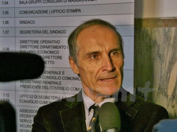 Партия коммунистов Италии ценит роль Компартии Вьетнама - ảnh 1